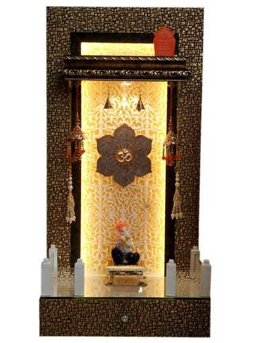 Designer Mandir for Home | Puja rooms / Mandir designs/Indian ...