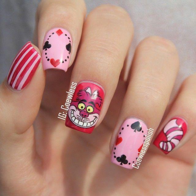 Nail design by coewless   Nail Designs   Pinterest   Nail nail, Cat ...
