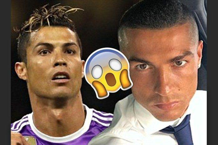 Cristiano Ronaldo Frisur Juventus Neue Frisuren 2019 Pinterest