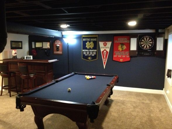 Information About Rate My Space Game Room Basement Design