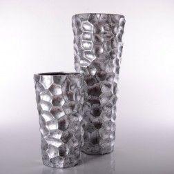 jarrn decoracin plata cm en nurybacom tu tienda de muebles y decoracion online