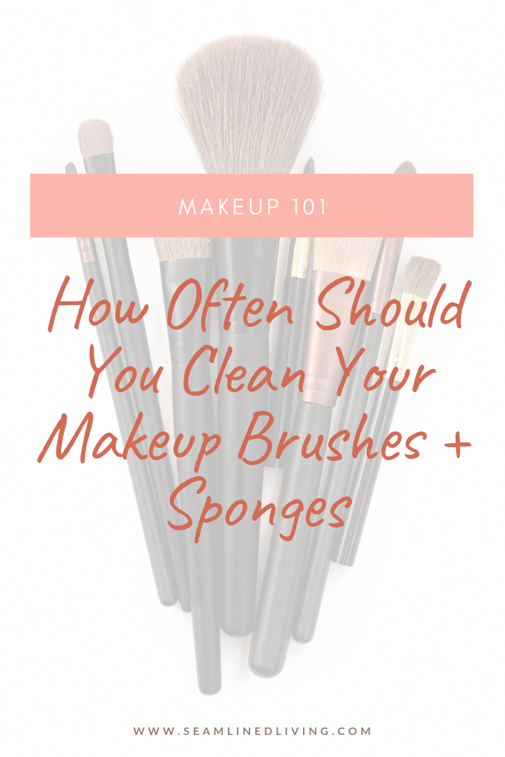 Pin on How To Clean Makeup Brushes