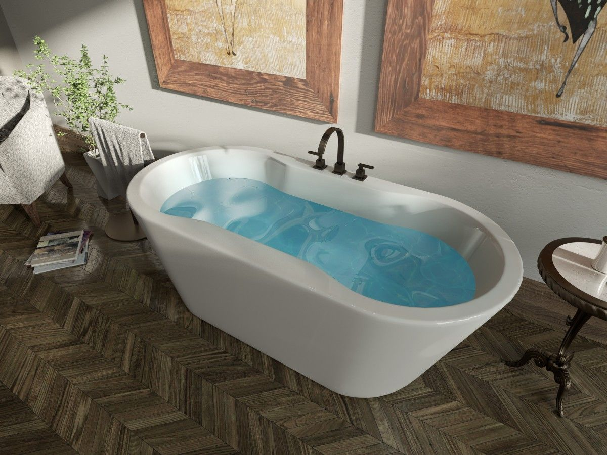 37 best Jetta Freestanding Tubs images on Pinterest | Acrylic tub ...