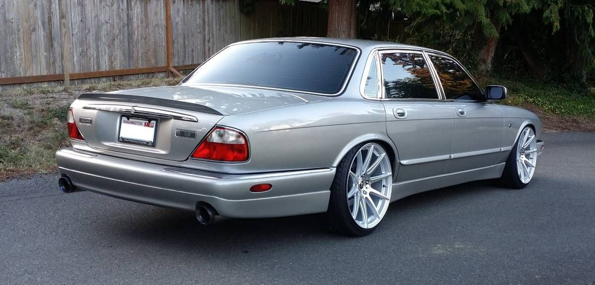1998 Jaguar XJR Supercharged XJ8 Full VDP Swap AutoCouture VIP Style