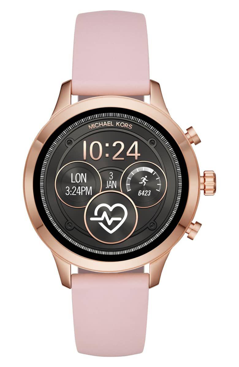 Michael Michael Kors Access Runway Smart Watch 41mm Main Color
