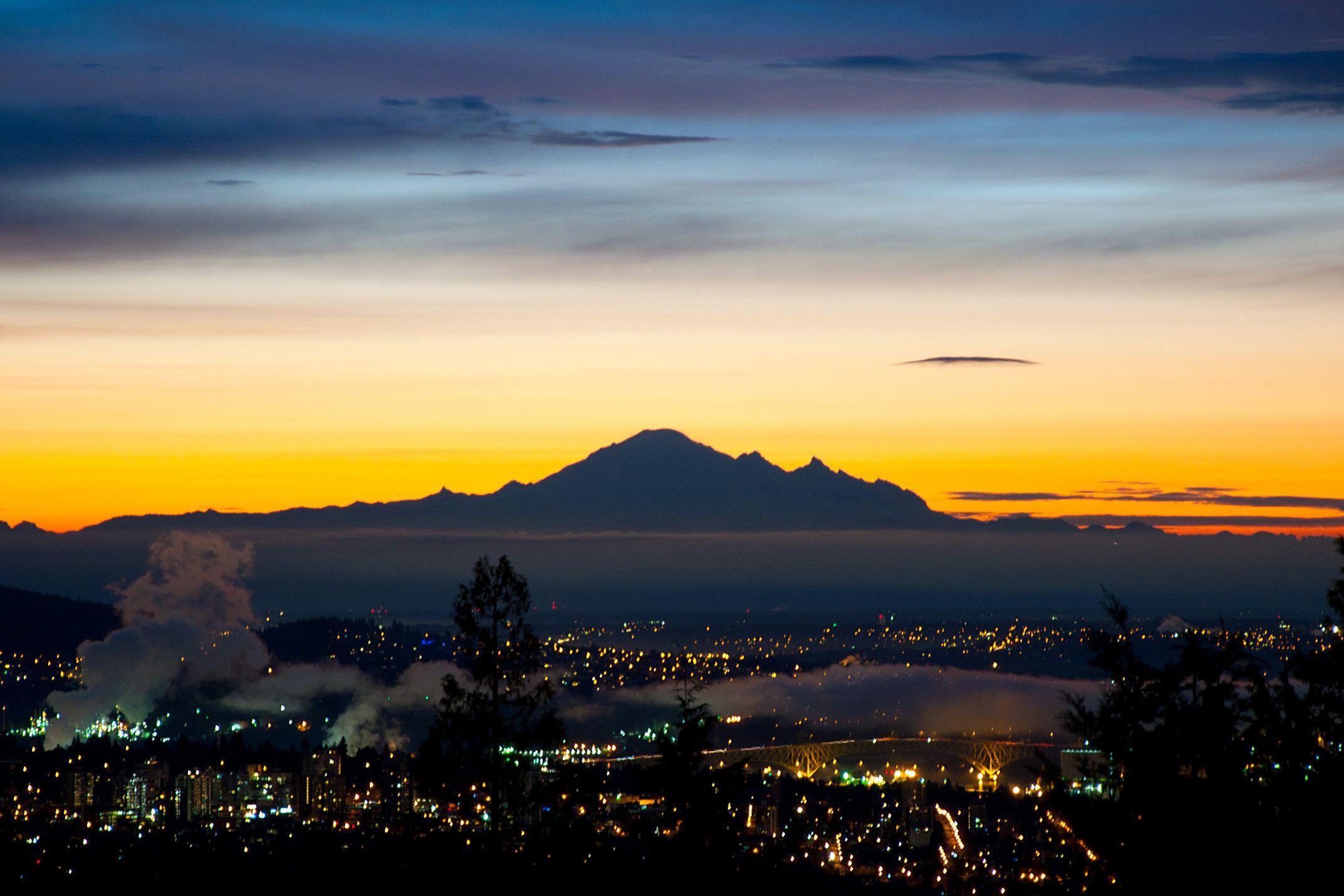 Mt. Baker West vancouver, Vancouver, Views