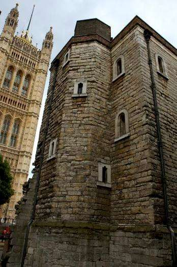 I would like to visit the Jewel Tower in Westminster because it was built in 1365