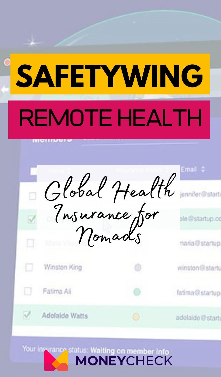 SafetyWing Remote Health Review 2020: Global Health ...