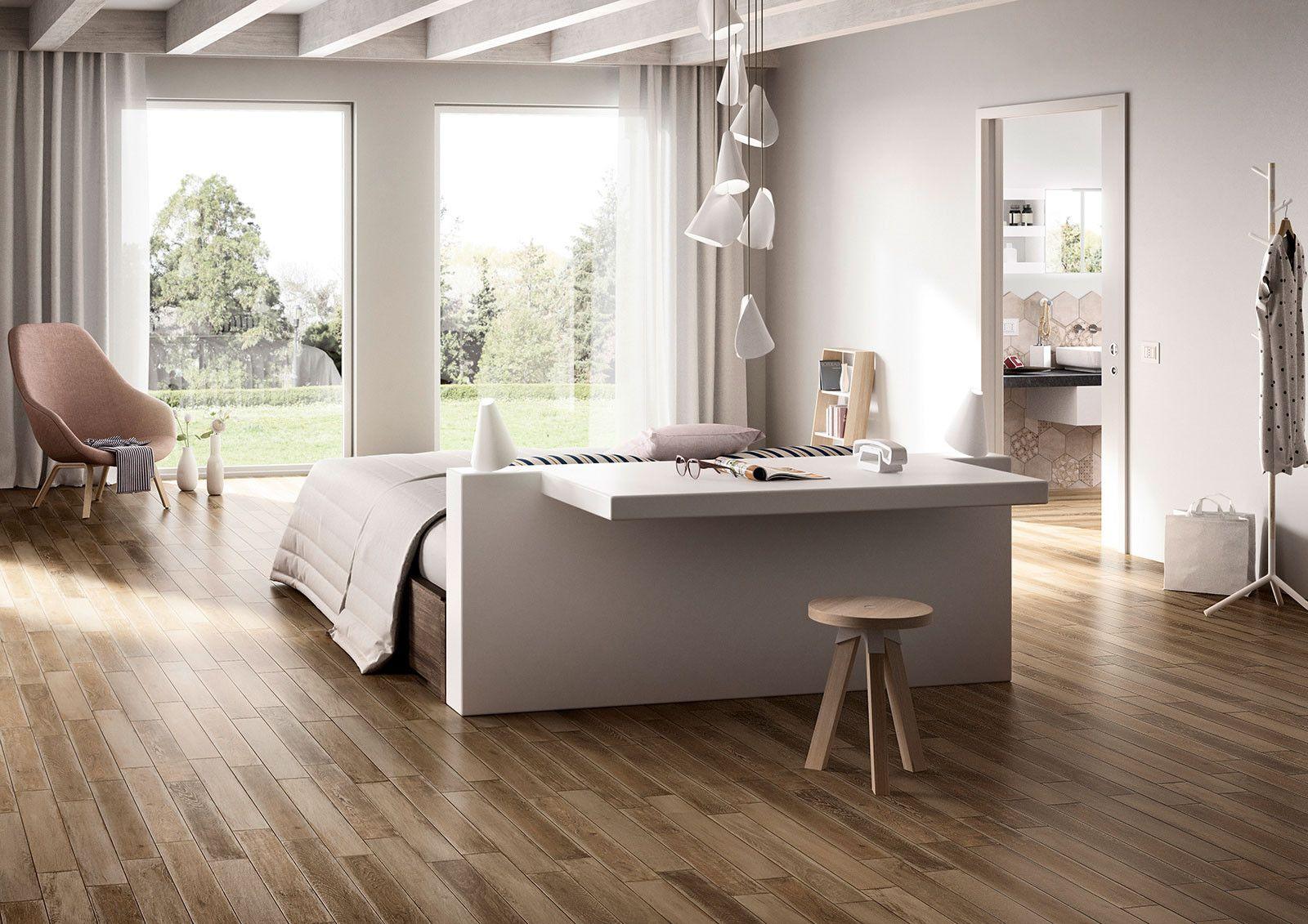 Marazzi #Treverkage Brown 10x70 cm MM8Y   #Feinsteinzeug #Holzoptik ...