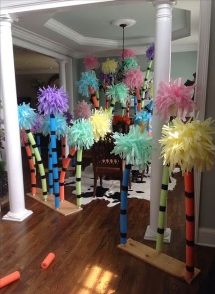 Pool Noodle Ideas Decorations Dollar Stores