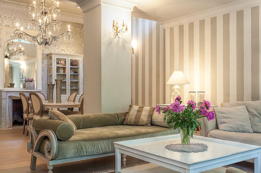 1000 Images About Lovely Living Rooms On Pinterest   High. White Elegant Living Room Furniture   Modrox com