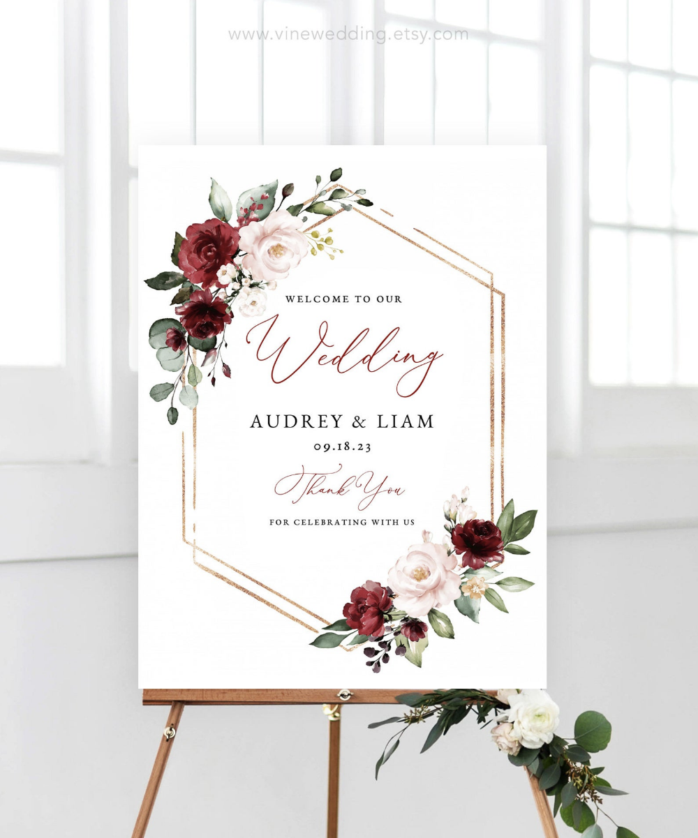 Wedding Welcome Sign Printable Wedding Welcome Sign Template Etsy In 2021 Unplugged Wedding Sign Wedding Welcome Signs Wedding Invitations Printable Templates