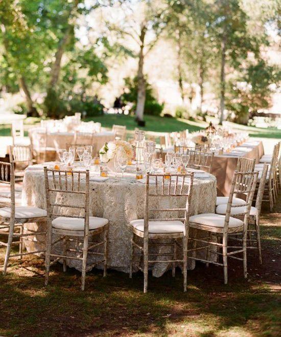 10 Spitze Tischdeko Hochzeit Rund Tisch Dekoration