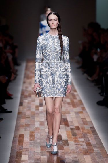 Valentino Paris Fashion Week Fall 2013 Runway Looks