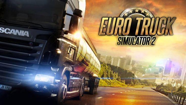 Euro Truck Simulator 2 - rk motors
