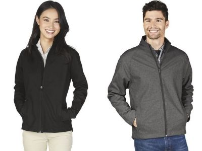 Charles River Apparel Soft Shell Jacket from NYFifth