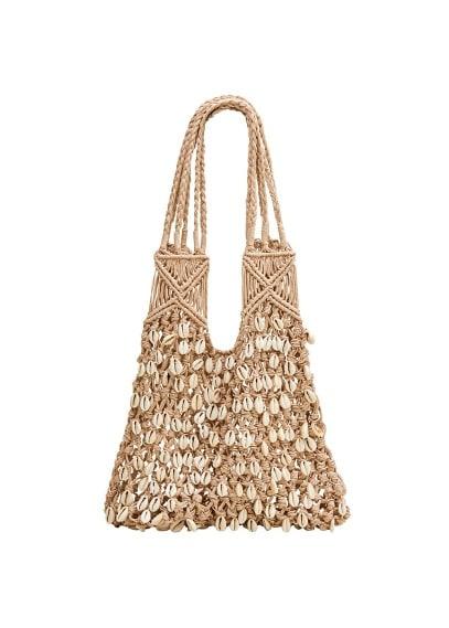 58d355af975 Seashell net bag - Women | D.I.Y | Bags, Net bag, Capsule wardrobe