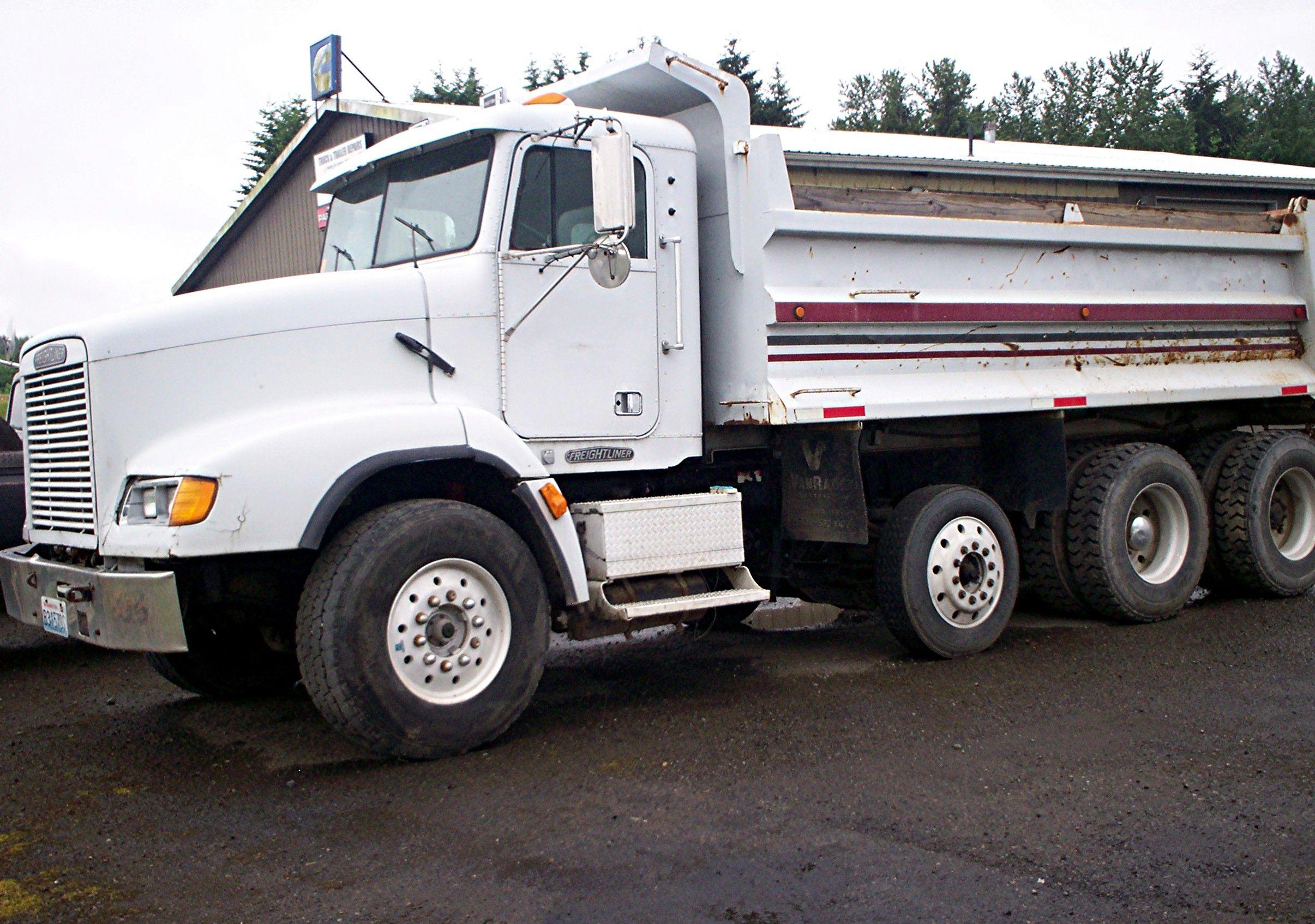 1994 Freightliner Fld 112 Dump Truck Jarvis Truck Sales In Toledo Wa Dump Trucks For Sale Dump Trucks Trucks For Sale