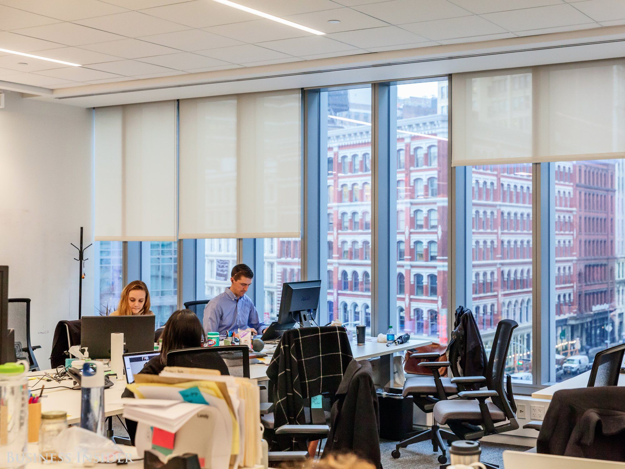 A Look Inside Ibm S Manhattan Office For Watson And Cloud Ibm