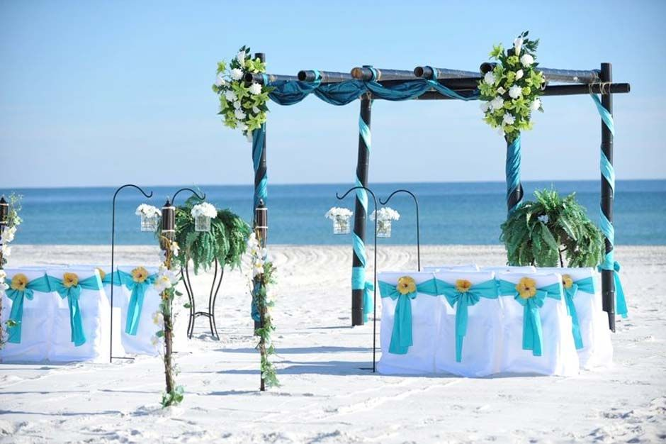 Beach Wedding Decor Amp Decorations