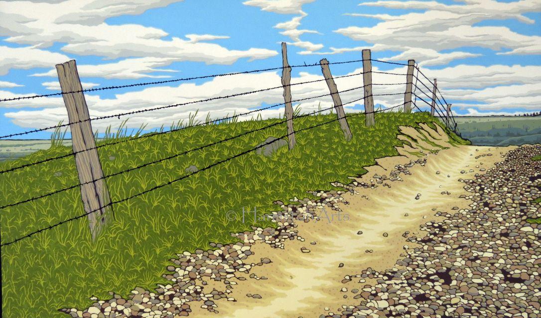 The coming land landscape landscape art instagram