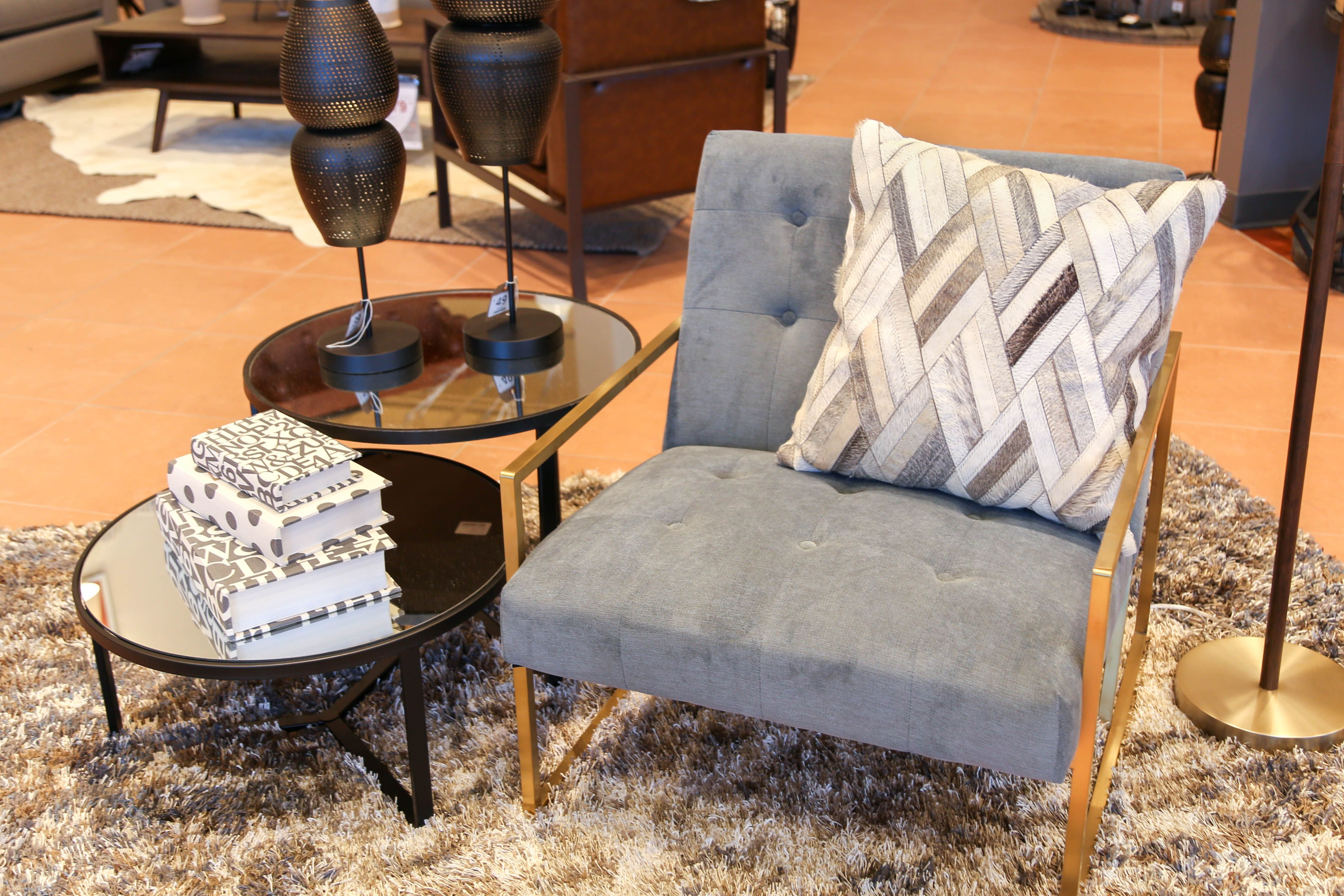 Ashley Seafront Accent Chair At Homemakers Furniture With Images