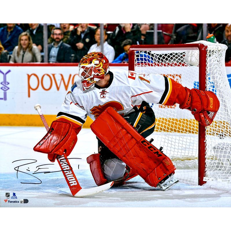 88c5fd0f9a4 Brian Elliott Calgary Flames Fanatics Authentic Autographed 16