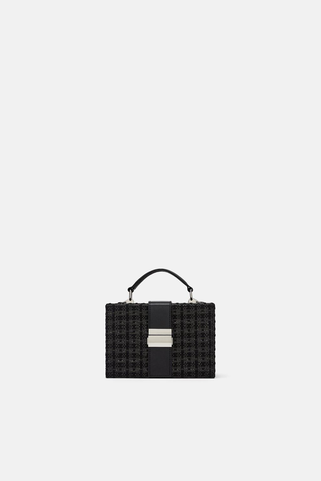 a8dbd56942 Image 2 of SQUARE CROSSBODY BAG from Zara