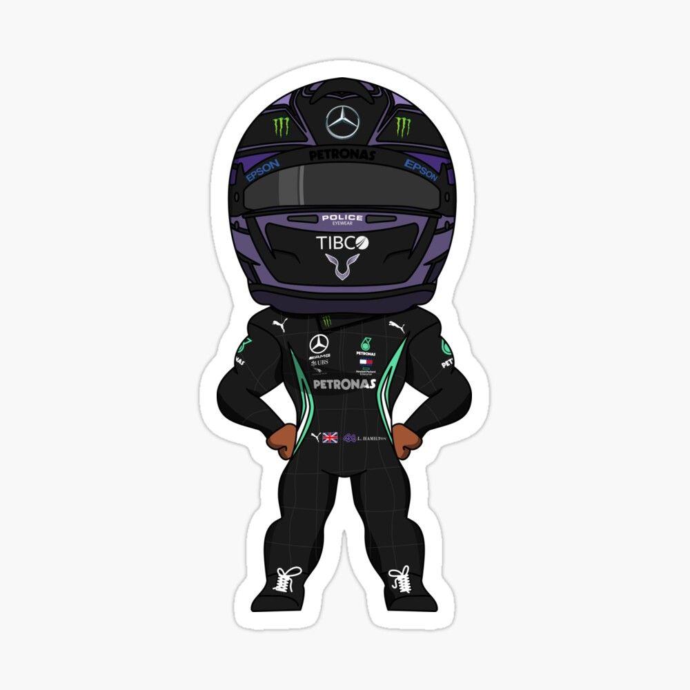 Lewis Hamilton Mercedes Petronas Formula 1 2020 Sticker By Franconedesigns In 2021 Lewis Hamilton Formula 1 Mercedes Petronas [ 1000 x 1000 Pixel ]