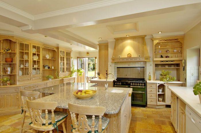 ▷ 1001+ Ideas de cocinas rusticas cálidas y con encanto   Rusticas ...
