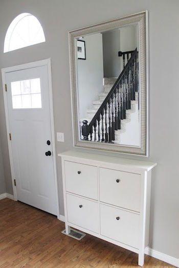 10 idées pour aménager un couloir étroit | Hall