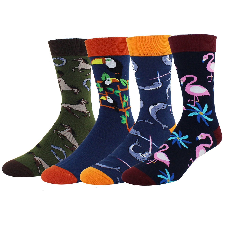 Animals Funny Socks