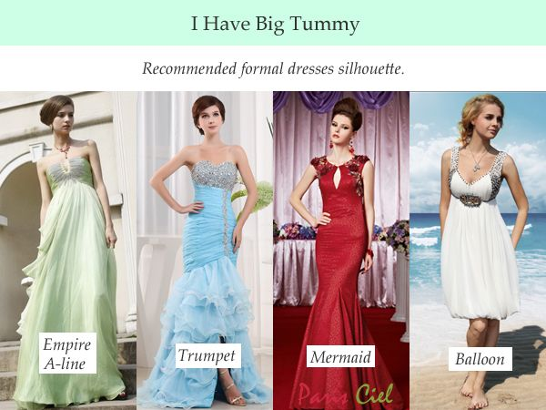 Fashion Tips and Dresses to Hide Belly Fat More ...