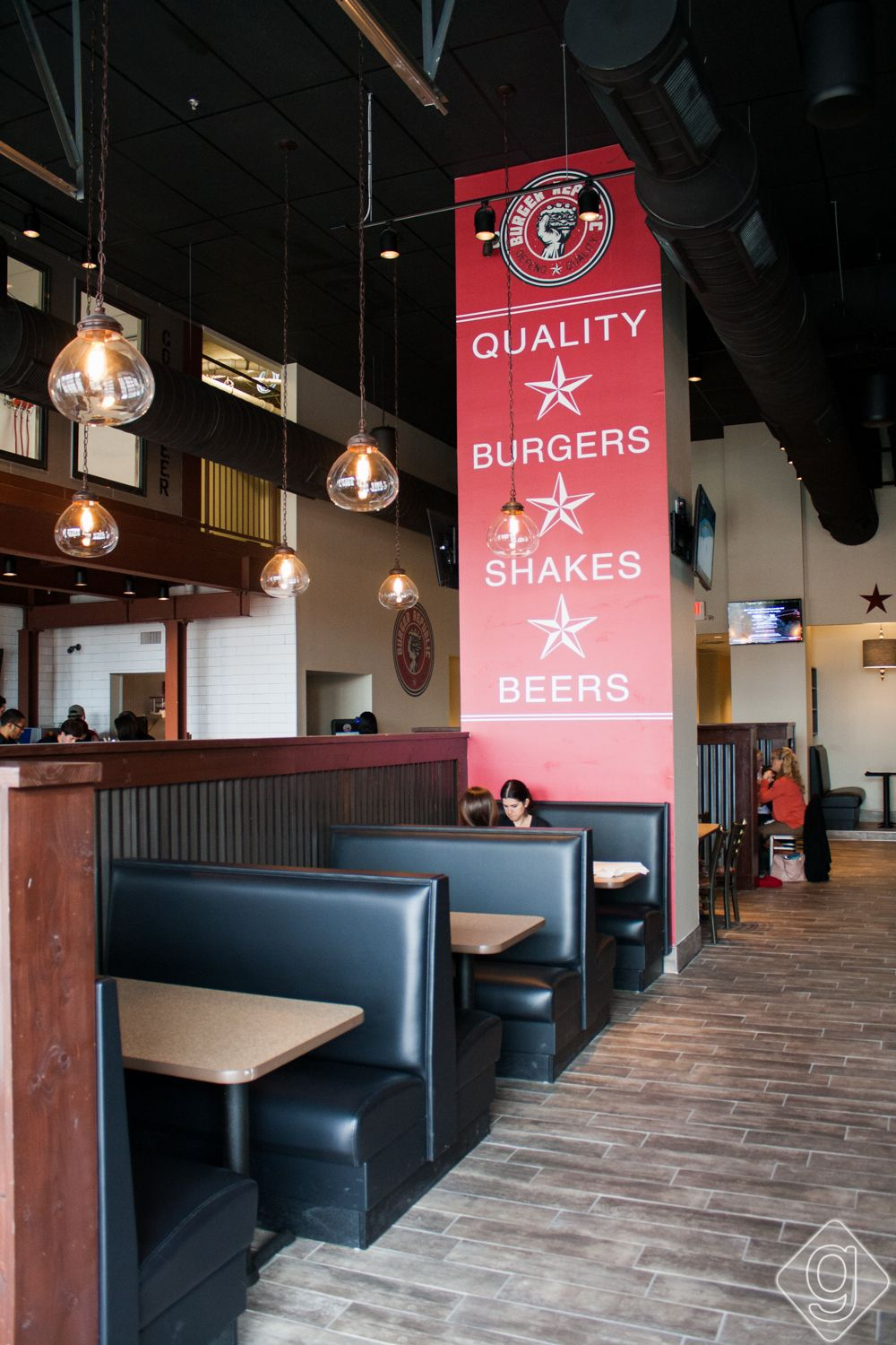 Burger Republic In The Gulch Nashville Eats Drinks