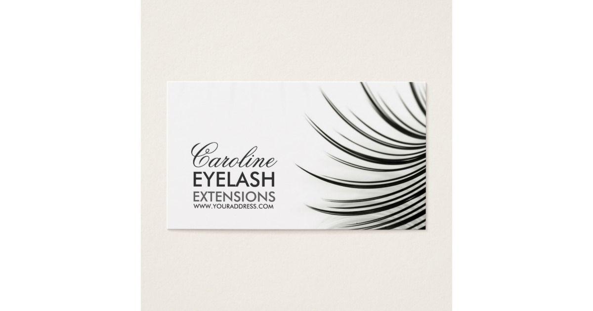 Resultado De Imagem Para Eyelash Extensions Card Spa Decoration