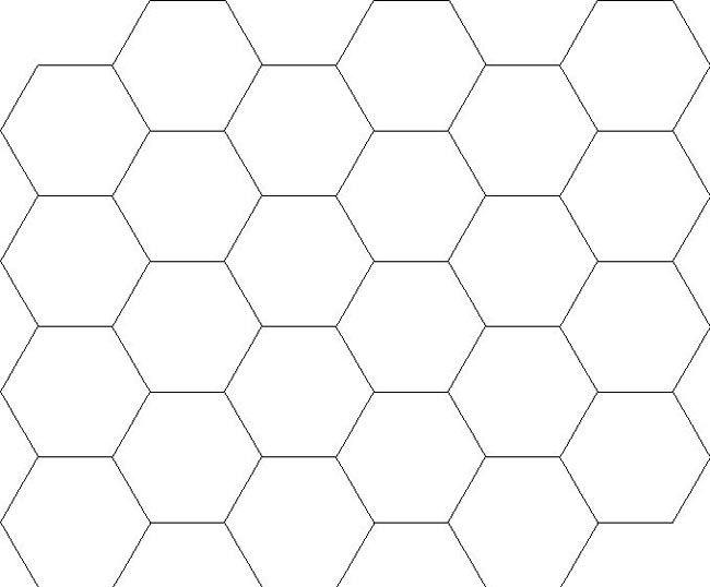 simple geometric design - photo #11