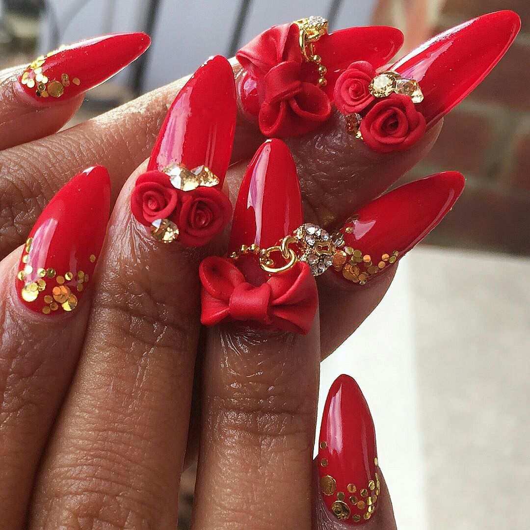 How To Make 3d Nail Art 3d Nail Designs With Best Tutorial 3d