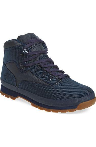 TIMBERLAND Euro Hiker Boot (Men). #timberland #shoes #boots