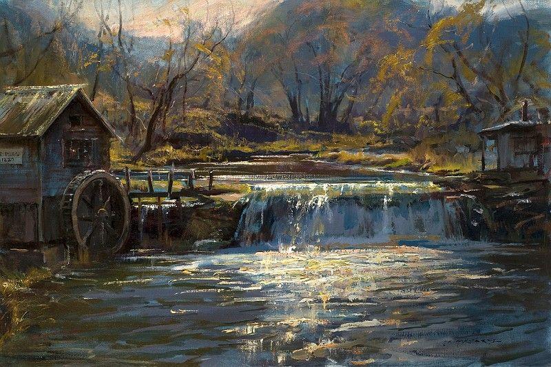 Daniel F. Gerhartz - Hyde's Mill