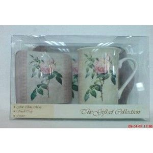 VICTORIAN ROSE TEA SET
