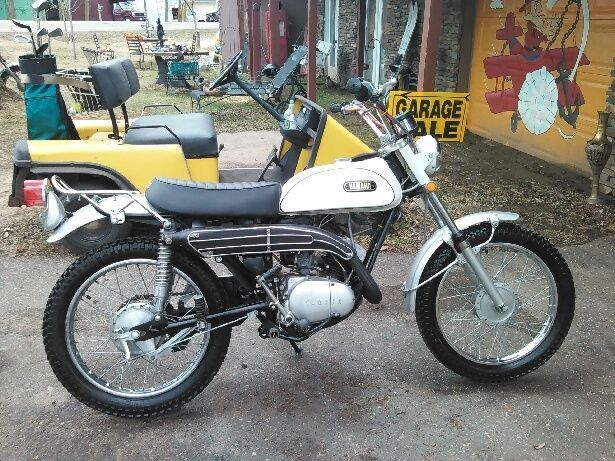 1969 Yamaha At1 125cc Enduro For Sale Yamaha Yamaha Motorcycles Yamaha Motorcycles For Sale