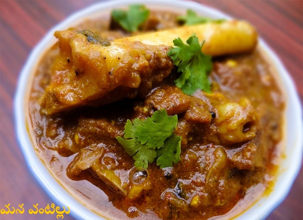 How to prepare mutton curry in telugu here is a really delicious indian mutton soup curry recipe perfect for breakfast lunch or dinner hope you give it a try forumfinder Gallery