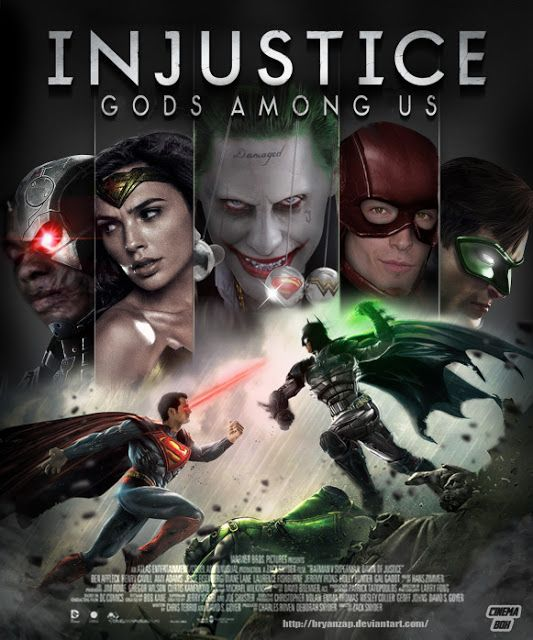 Injustice Gods Among Us Mod Apk Free Download Is Super Hero Based Game That Have Dc And Marvels Heroes Injustice Gods Amo Injustice Marvel Heroes Movie Posters