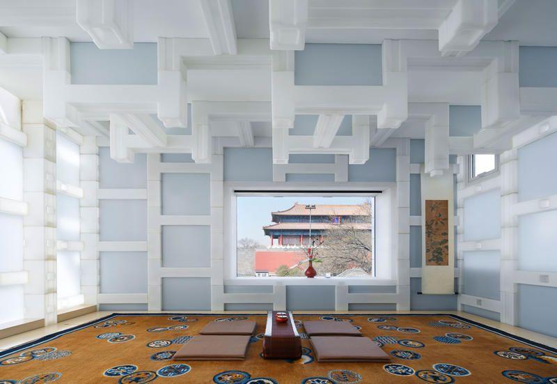Beijing | Nuova casa da tè | Kengo Kuma & Associates - Elle Decor Italia