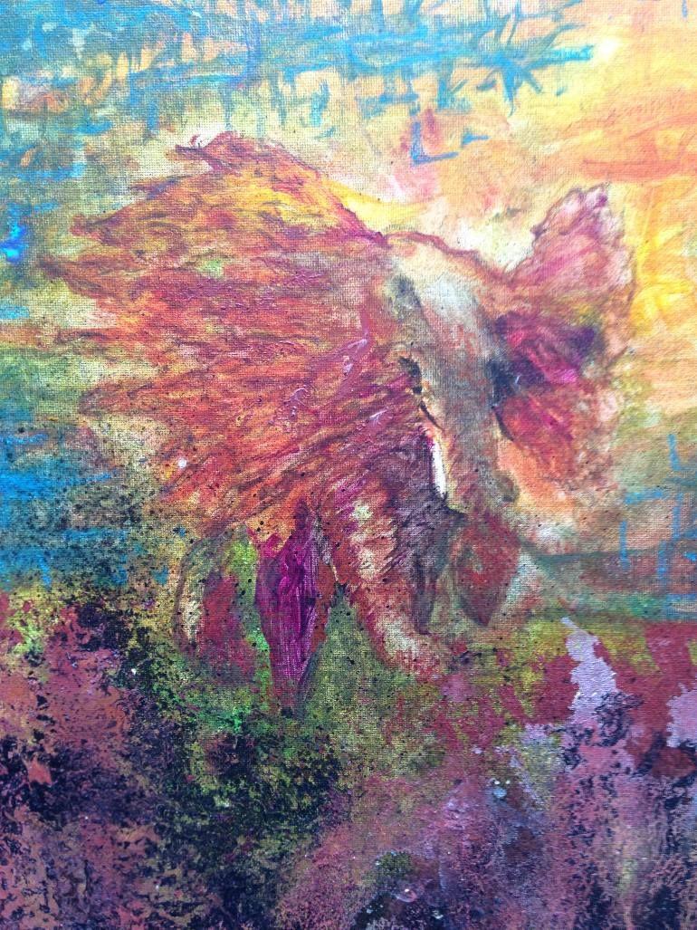 'Elephant' by Luar Zorrillo
