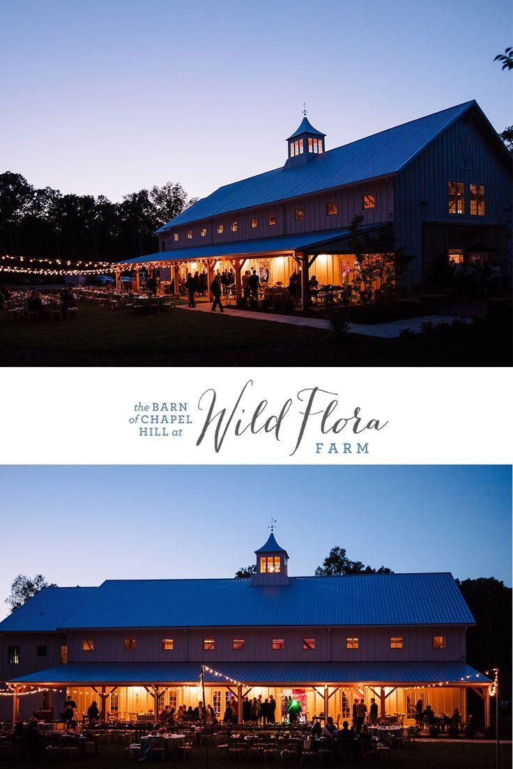 Inspiration for a modern rustic North Carolina barn ...