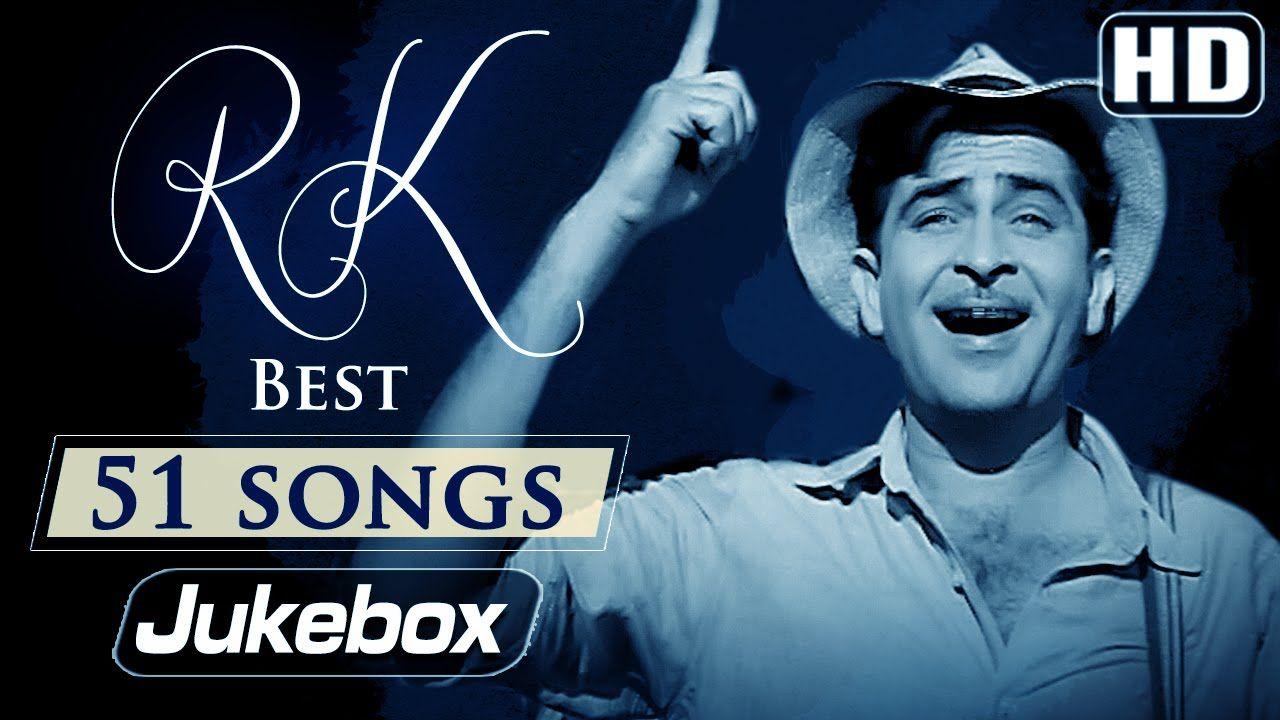 Ultimate Raj Kapoor 51 Songs Video Jukebox Evergreen Old Hindi Songs Old Hindi Movie Songs Hindi Movies Love Songs Hindi