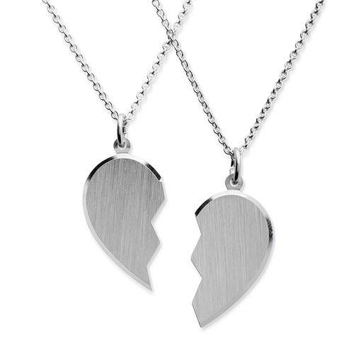 Unique 925 Silber Anhänger. #Silber #Hez #Liebe #Paare #Schmuck