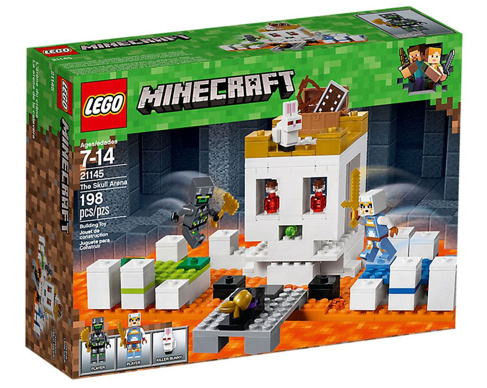 10 Of The Best Lego Minecraft Sets – 10 in 10  Lego minecraft