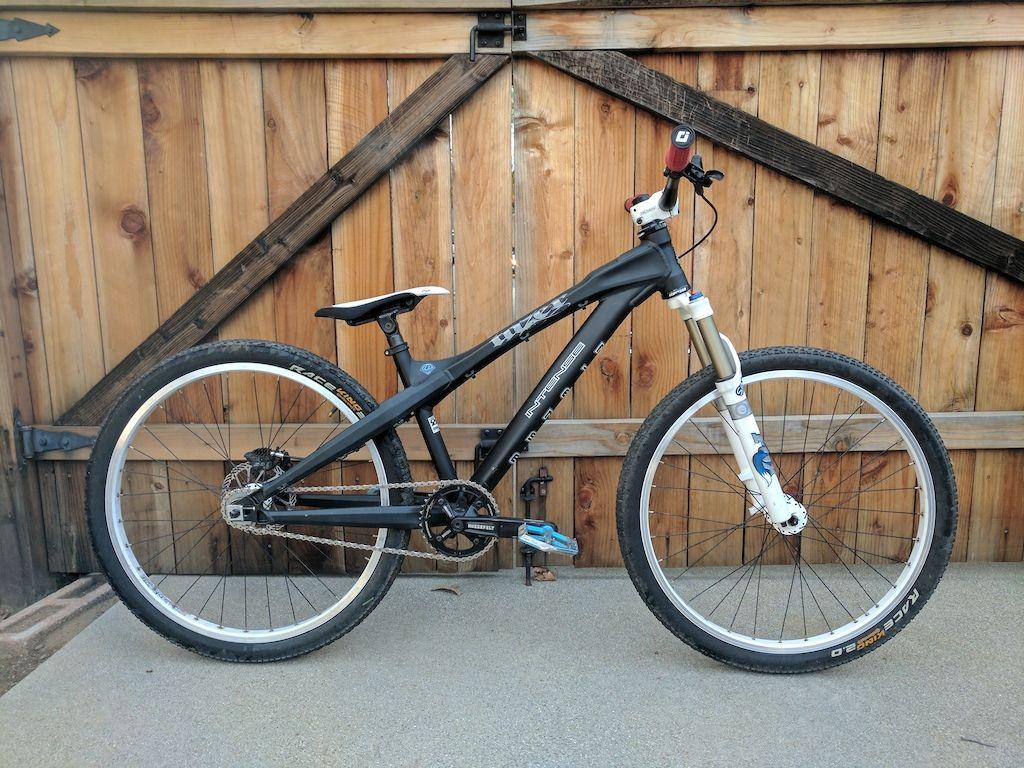 Intense Aluminium Hardtail Slopstyle Dirt Jump Bicycle